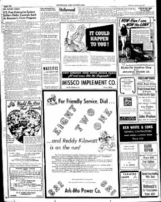 The Courier News from Blytheville, Arkansas on April 15, 1949 · Page 10