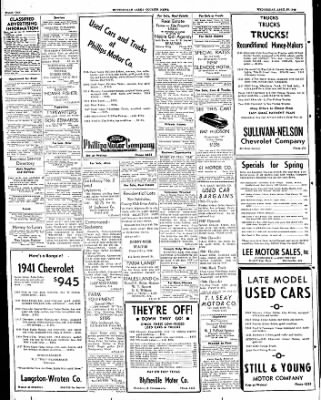 The Courier News from Blytheville, Arkansas on April 20, 1949 · Page 10
