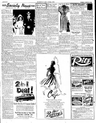 The Courier News from Blytheville, Arkansas on August 21, 1951 · Page 3