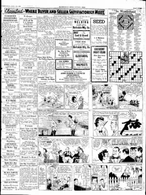 The Courier News from Blytheville, Arkansas on April 27, 1938 · Page 7