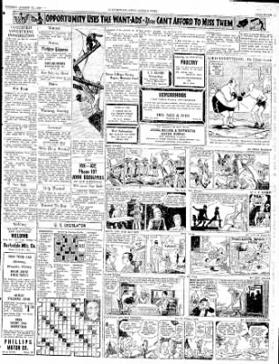 The Courier News from Blytheville, Arkansas on August 22, 1939 · Page 7