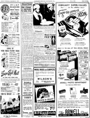 The Mercury from Pottstown, Pennsylvania on January 31, 1947 · Page 7