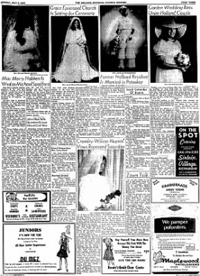 The Holland Evening Sentinel from Holland, Michigan on July 3, 1972 · Page 3