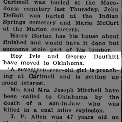George Douthitt