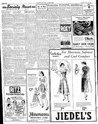 The Courier News from Blytheville, Arkansas on May 12, 1949 · Page 4