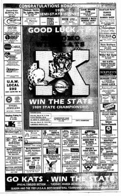The Kokomo Tribune from Kokomo, Indiana on March 24, 1989 · Page 25