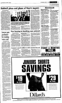 The Galveston Daily News from Galveston, Texas on July 1, 1999 · Page 3