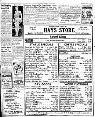 The Courier News from Blytheville, Arkansas on July 11, 1946 · Page 10