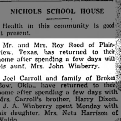 Winberry HS 28 Aug1930 p2