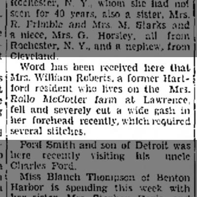 The News-Palladium (Benton Harbor, MI) 26 Aug 1931