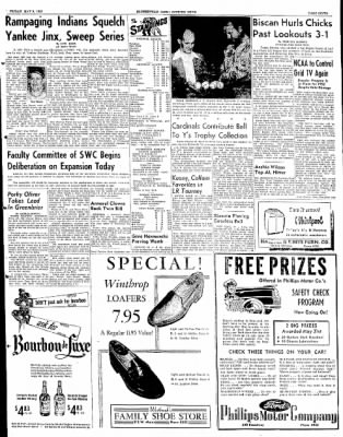 The Courier News from Blytheville, Arkansas on May 9, 1952 · Page 7