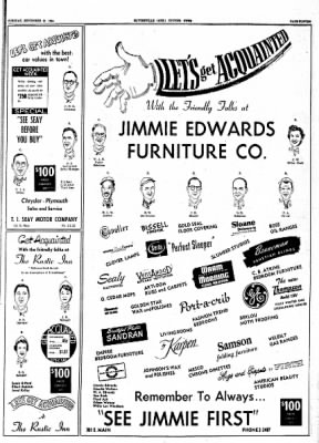 The Courier News from Blytheville, Arkansas on September 21, 1954 · Page 23