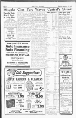 The Herald from Jasper, Indiana on December 10, 1960 · Page 7