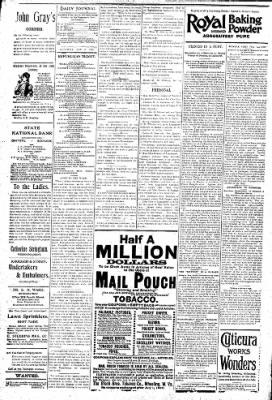 Logansport Pharos-Tribune from Logansport, Indiana on June 27, 1896 · Page 4