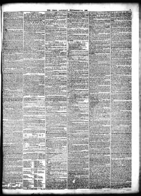 The Times from London,  on September 10, 1836 · Page 7
