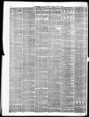 The Times from London,  on June 4, 1849 · Page 12