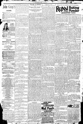 Logansport Pharos-Tribune from Logansport, Indiana on June 30, 1896 · Page 4