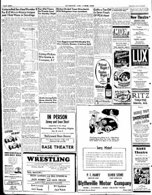 The Courier News from Blytheville, Arkansas on May 24, 1948 · Page 8