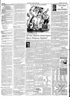 The Courier News from Blytheville, Arkansas on May 21, 1953 · Page 6