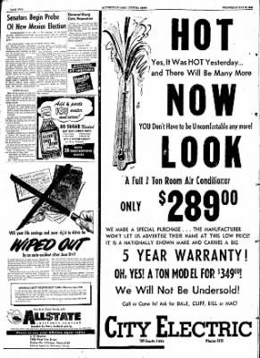 The Courier News from Blytheville, Arkansas on May 27, 1953 · Page 2