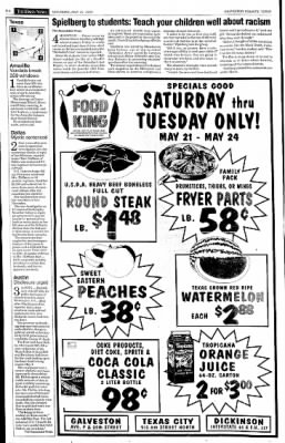 The Galveston Daily News from Galveston, Texas on May 21, 1994 · Page 8