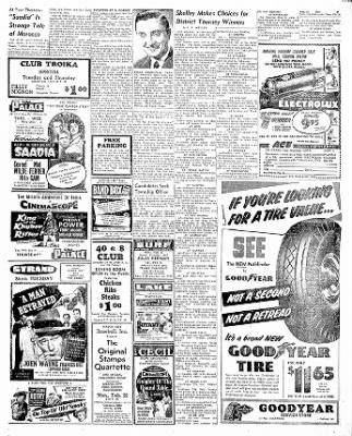 The Mason City Globe-Gazette from Mason City, Iowa on February 22, 1954 · Page 7