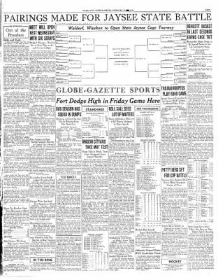 The Mason City Globe-Gazette from Mason City, Iowa on February 20, 1936 · Page 9