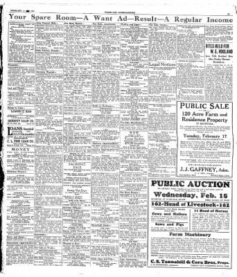 The Mason City Globe-Gazette from Mason City, Iowa on February 14, 1931 · Page 16