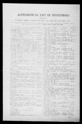 Official Gazette of the United States Patent Office from Washington, District of Columbia on January 29, 1924 · Page 197