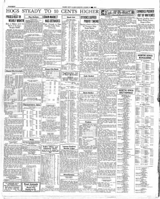 The Mason City Globe-Gazette from Mason City, Iowa on March 16, 1936 · Page 14