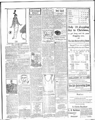The Gettysburg Times from Gettysburg, Pennsylvania on December 3, 1913 · Page 6