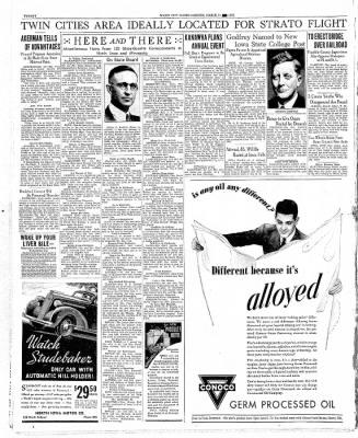 The Mason City Globe-Gazette from Mason City, Iowa on March 18, 1936 · Page 20