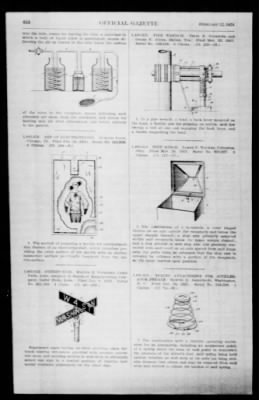 Official Gazette of the United States Patent Office from Washington, District of Columbia on February 12, 1924 · Page 201