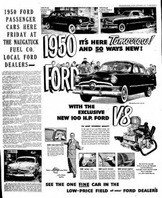 Naugatuck Daily News from Naugatuck, Connecticut on November 17, 1949 · Page 9