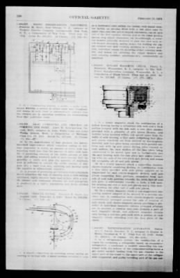 Official Gazette of the United States Patent Office from Washington, District of Columbia on February 19, 1924 · Page 128