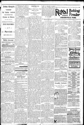 Logansport Pharos-Tribune from Logansport, Indiana on March 11, 1891 · Page 4