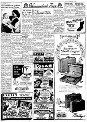 Logansport Pharos-Tribune from Logansport, Indiana on December 13, 1957 · Page 26
