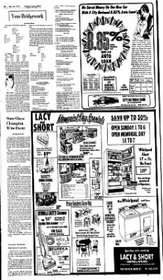Sunday Gazette-Mail from Charleston, West Virginia on May 30, 1976 · Page 60