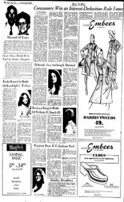 Sunday Gazette-Mail from Charleston, West Virginia on July 23, 1972 · Page 52