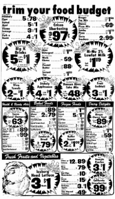 Sunday Gazette-Mail from Charleston, West Virginia on June 6, 1976 · Page 23