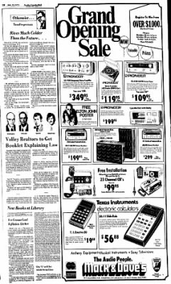 Sunday Gazette-Mail from Charleston, West Virginia on July 13, 1975 · Page 19
