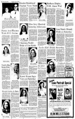 Sunday Gazette-Mail from Charleston, West Virginia on May 26, 1974 · Page 54