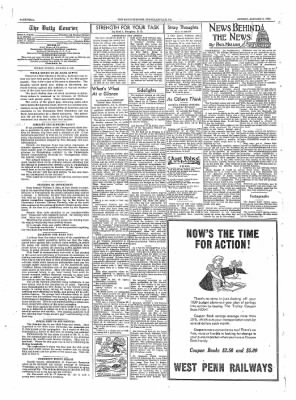 The Daily Courier from Connellsville, Pennsylvania on January 9, 1939 · Page 4