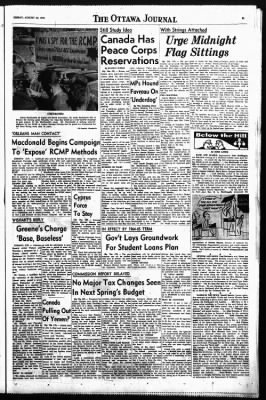 The Ottawa Journal from Ottawa,  on August 28, 1964 · Page 21