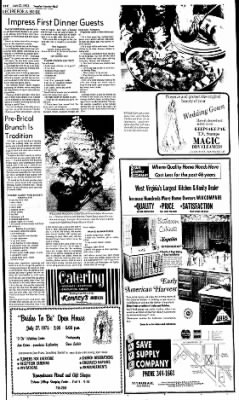 Sunday Gazette-Mail from Charleston, West Virginia on July 27, 1975 · Page 88
