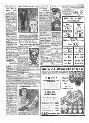 The Daily Courier from Connellsville, Pennsylvania on January 7, 1938 · Page 7