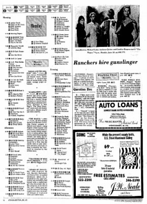 Sunday Gazette-Mail from Charleston, West Virginia on June 9, 1974 · Page 98