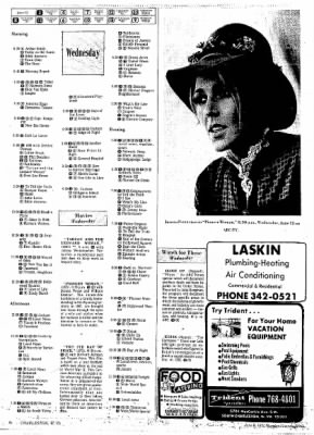 Sunday Gazette-Mail from Charleston, West Virginia on June 9, 1974 · Page 102