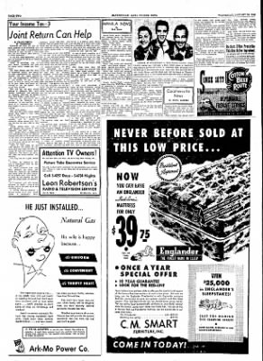 The Courier News from Blytheville, Arkansas on January 19, 1955 · Page 2