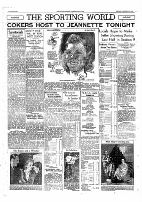 The Daily Courier from Connellsville, Pennsylvania on January 28, 1938 · Page 16